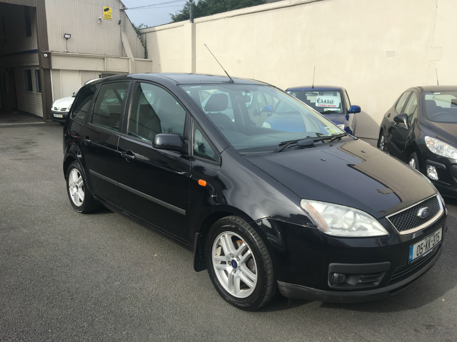 2005 ford c max 1 6 mpv o 39 brien motors car repairs waterford. Black Bedroom Furniture Sets. Home Design Ideas