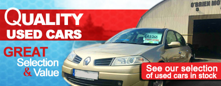 Quality Used Cars in Waterford City
